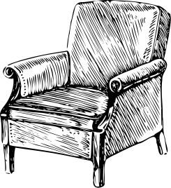 Armchair_(PSF)_SVG_format.svg
